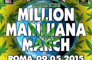 Million Marijuana March - Testaccio (Roma)